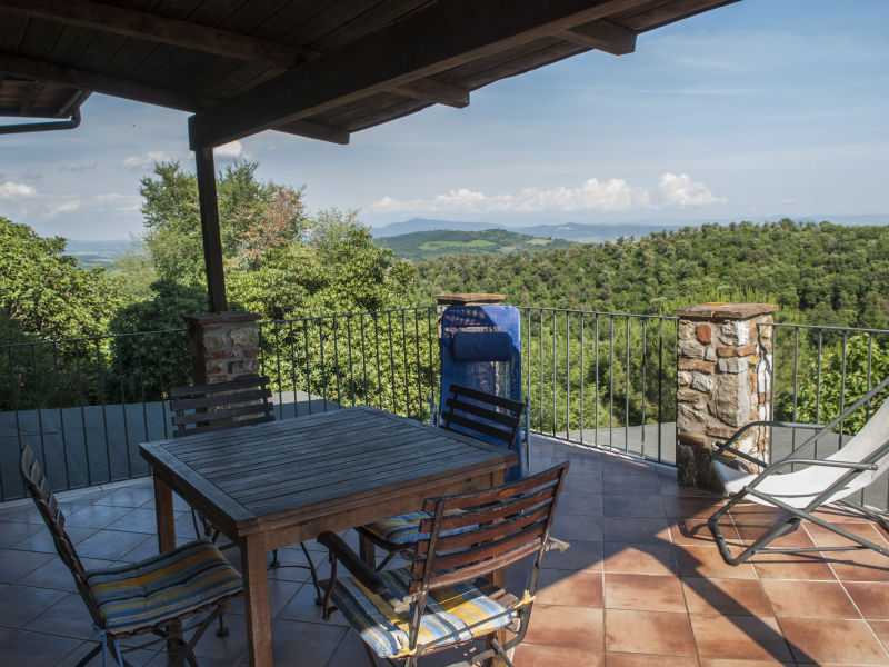 Holiday apartment Podere L'Orsinghi Wohnung C