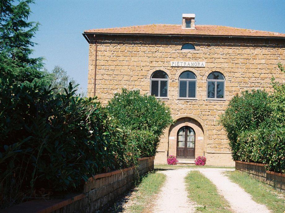 Die Villa Pietramora