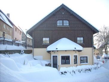 Ferienwohnung 3 - DG am Schloss Lauenstein