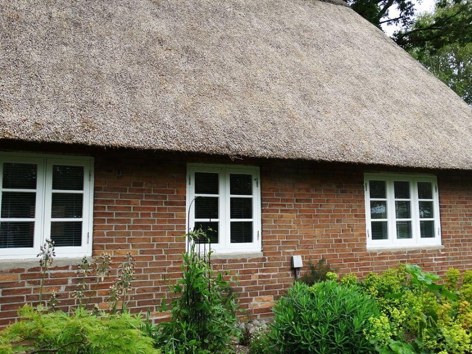 Das Häuschen wurde ca. 1800 gebaut