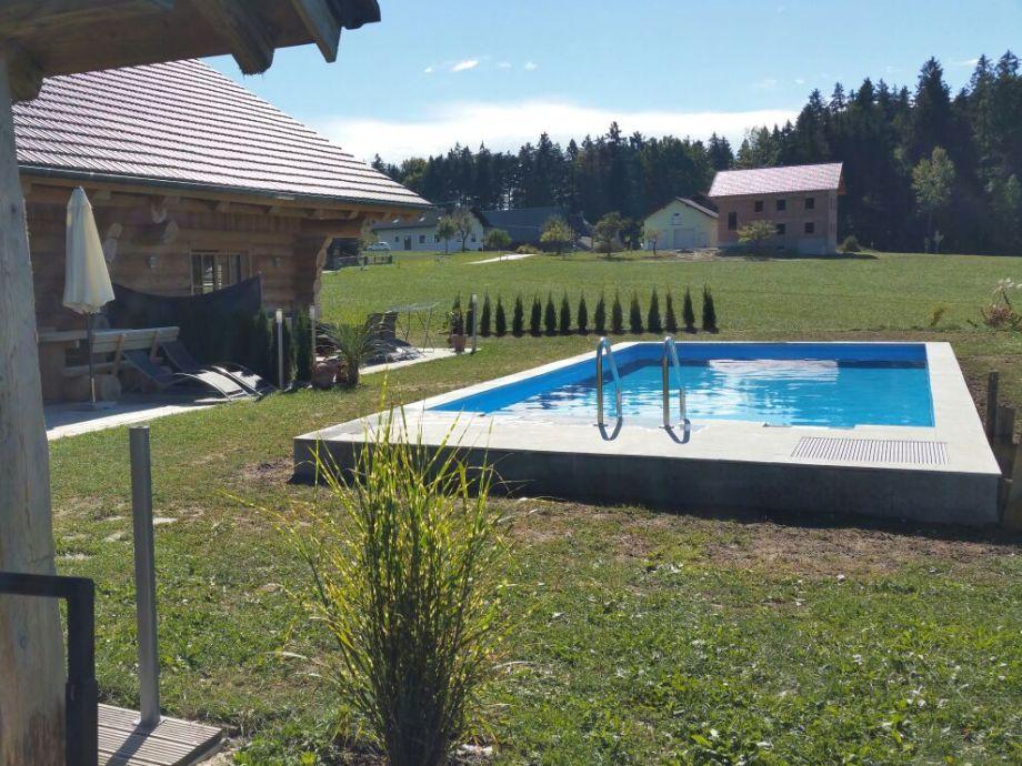 Pool 4 x 9 mtr