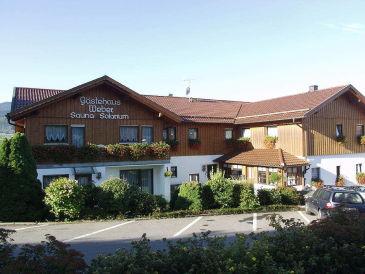 Ferienwohnung Gäste- und Appartmenthaus Weber