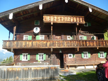 Berghütte Christel
