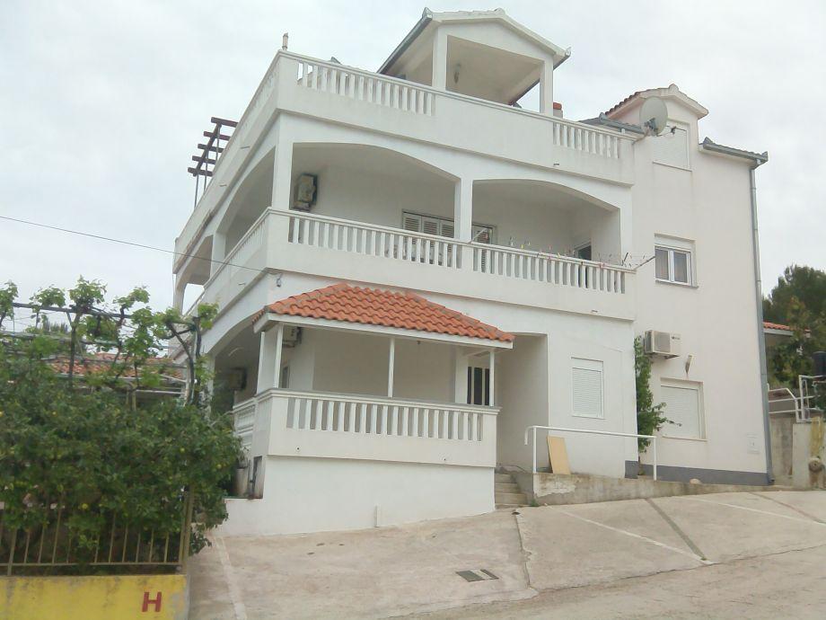 Außenaufnahme Villa Tanja