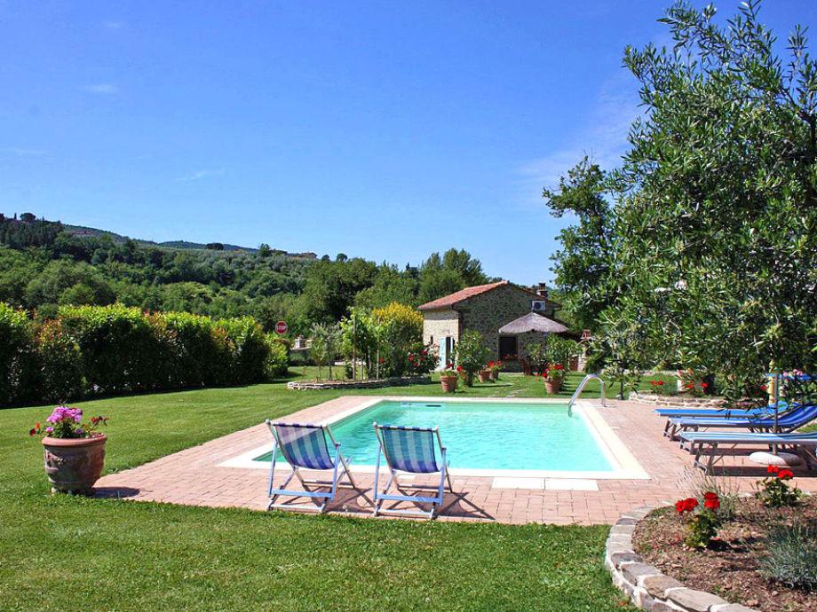 Ferienhaus fiorentino 105 toskana cortona valdichiana firma esprit villas touristik gmbh - Formentera ferienhaus mit pool ...
