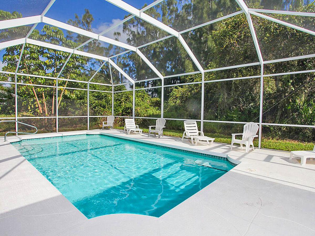 Ferienhaus manasota beach 42455 englewood firma esprit for Garten pool wanne