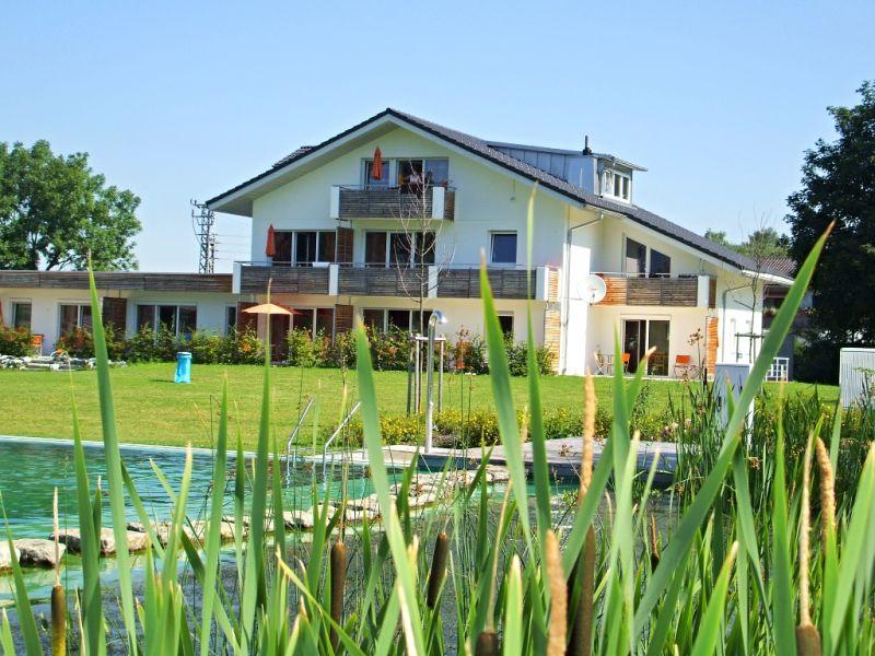 Apartment Familien-Vitalpark Blaichach-Burgberg Appartement/Fewo, Dusche und Badewanne, BalkonAppartement/Fewo, Dusche und Badewanne, Balkon Fewo 8 Hochvogel