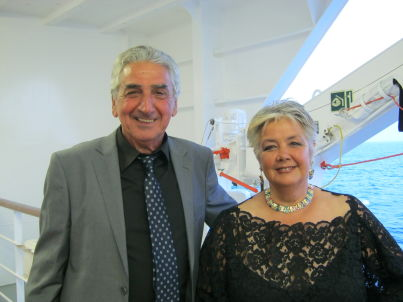 Ihr Gastgeber Simona Maresca