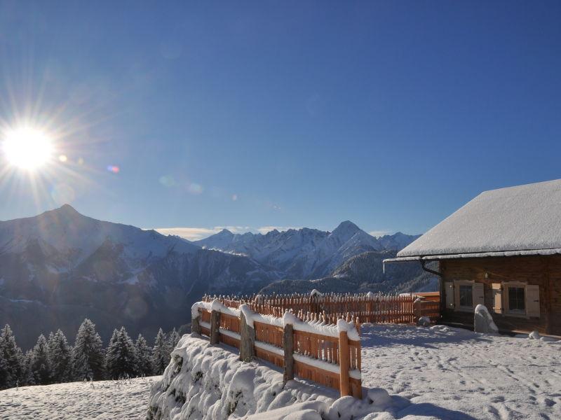 Berghütte Ahornblick