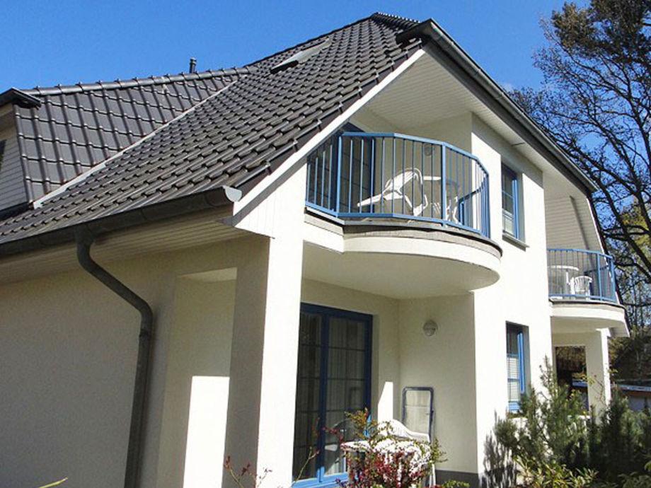 Haus an der Düne in Binz