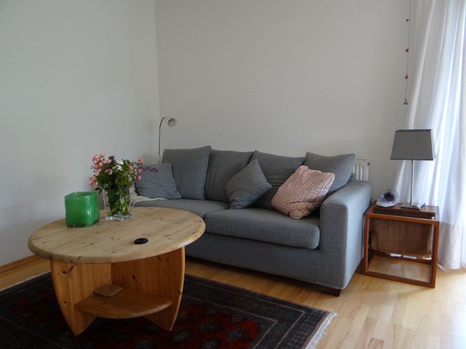 Ferienwohnung bloomhuus schwansen ostsee frau gerhild for Wohnzimmer 25 qm