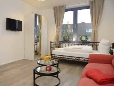 Apartment 55 für Singles