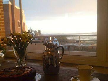 Ferienwohnung Watt´n Blick im Haus Hooge