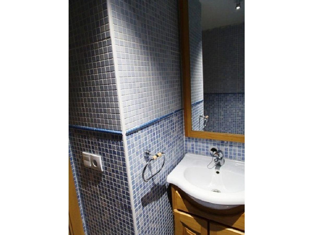 badezimmer waschbecken mit spiegel kreative ideen f r. Black Bedroom Furniture Sets. Home Design Ideas
