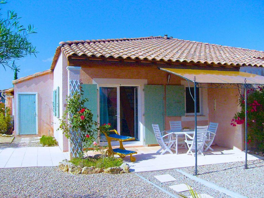 Maison Sonja mit Terrasse und Garten