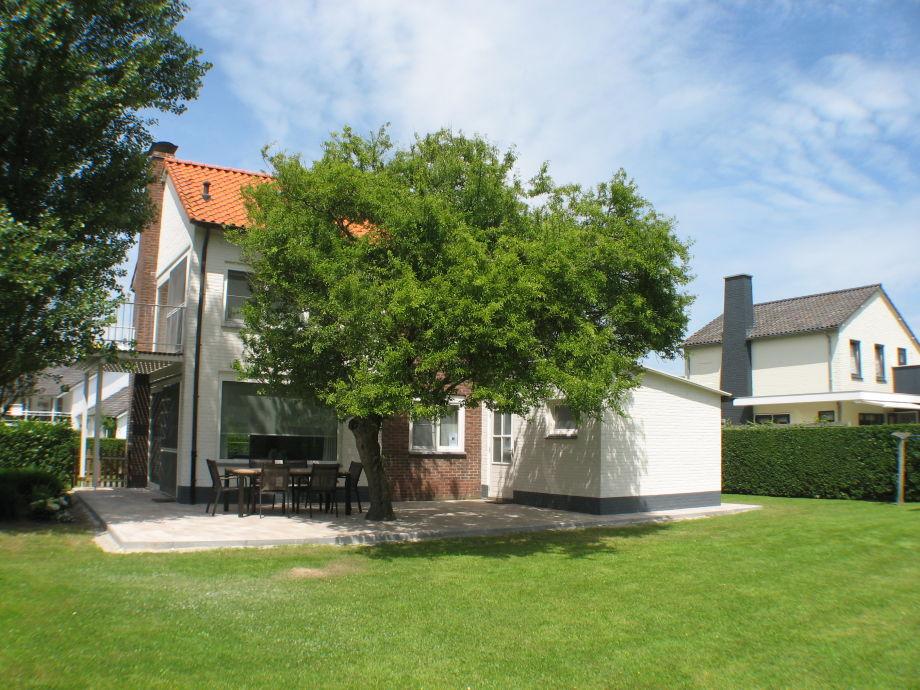 Haus Windhorst - Gartenseite