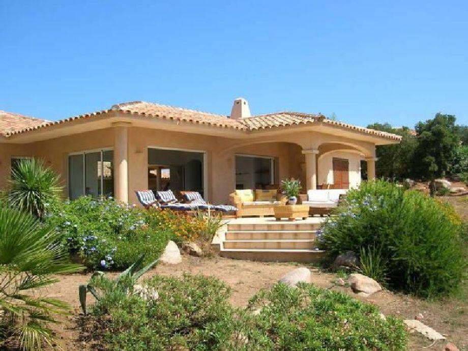 Villa 12 P Domaine Lomaki Corse Strand 600 m