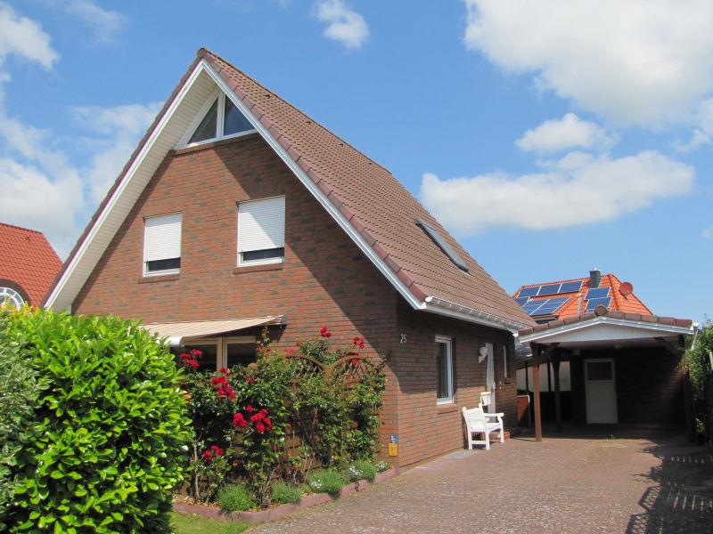 Ferienhaus Haus Sommerbrise