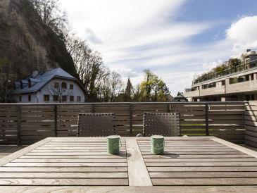 Ferienwohnung Rainberg Terrasse