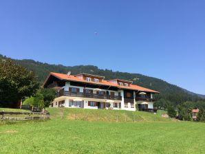 Ferienwohnung Nr. 22 im Berghaus Mucha