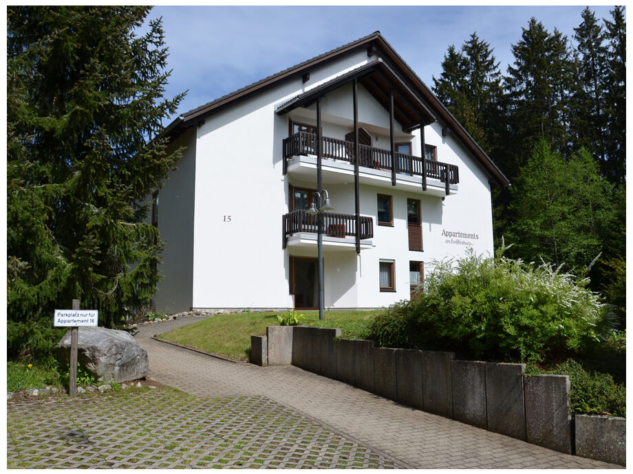 Appartementhaus am Titisee Sommer