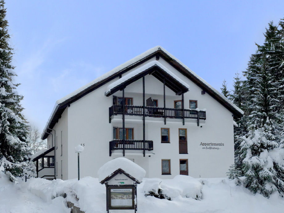 Appartementhaus am Titisee Winter