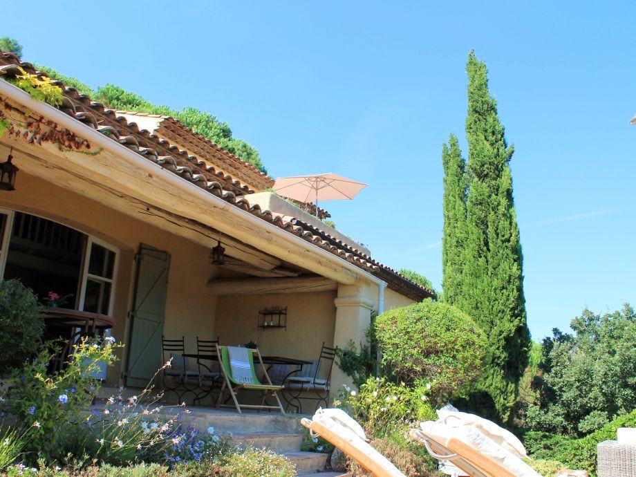 Villa 1 and / or the whole Villa Maison d' Azur
