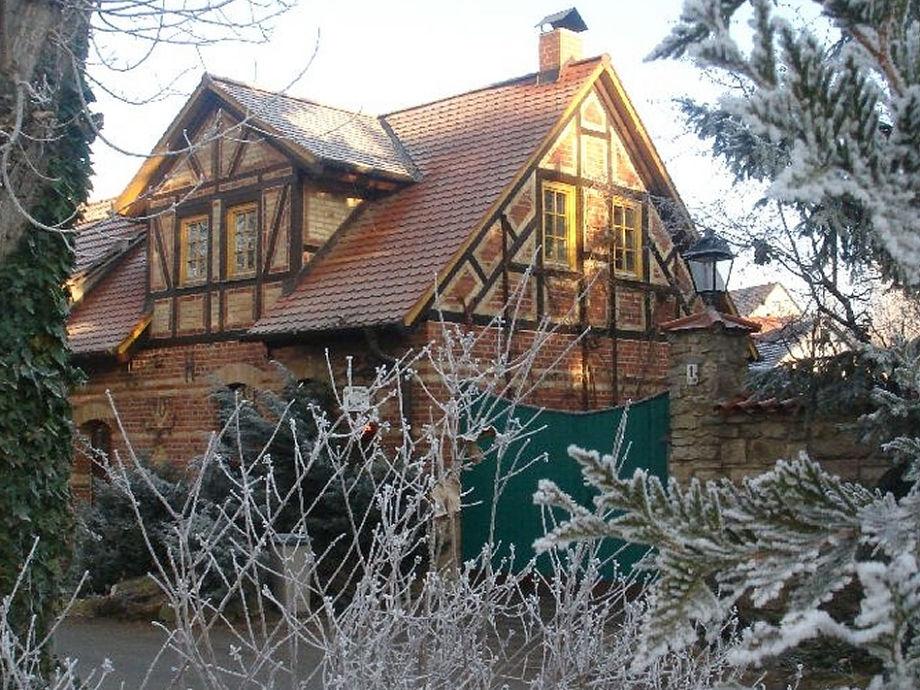 "Ferienhaus ""Alte Schmiede"" in Erfurt-Büßleben"