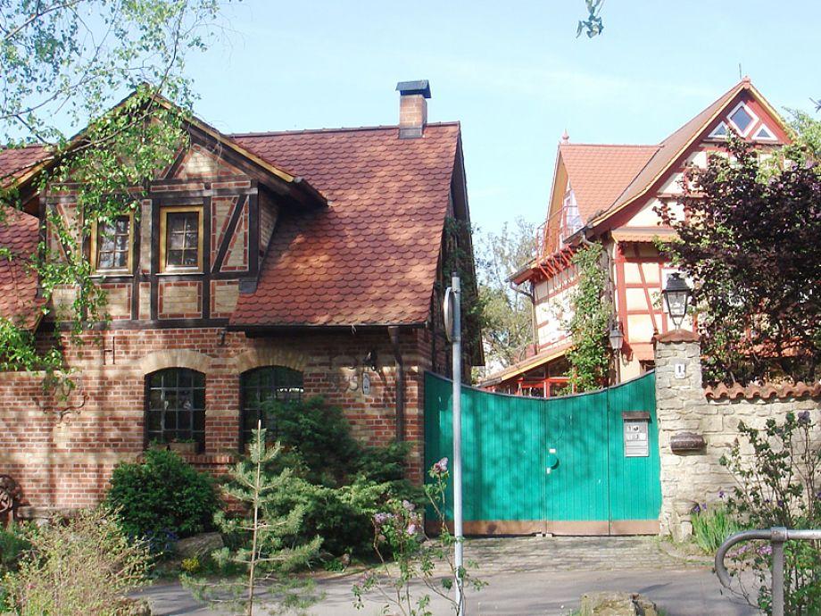 Schmiede mit Wohnhaus