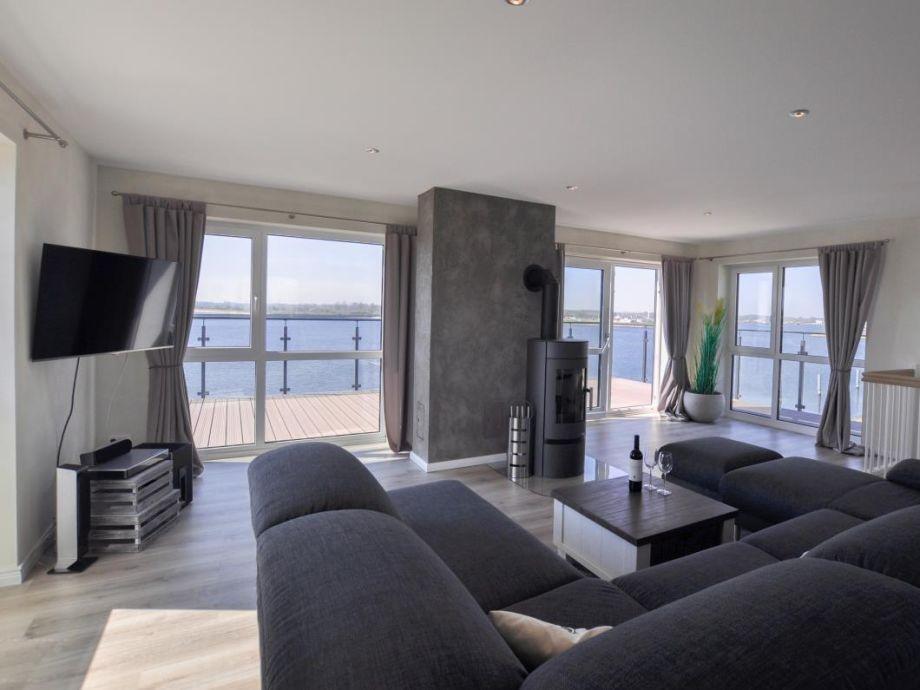 Ferienwohnung Traumblick auf der Ostsee Penthouse