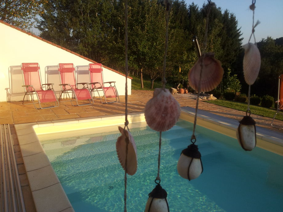 Schwimmbad 3,5 x 11 Meter