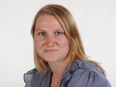 Your host Charlotte Mathieu