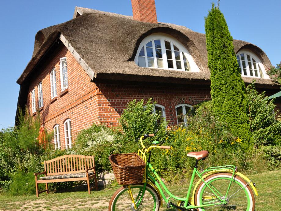 Landhausromantik unter Reet