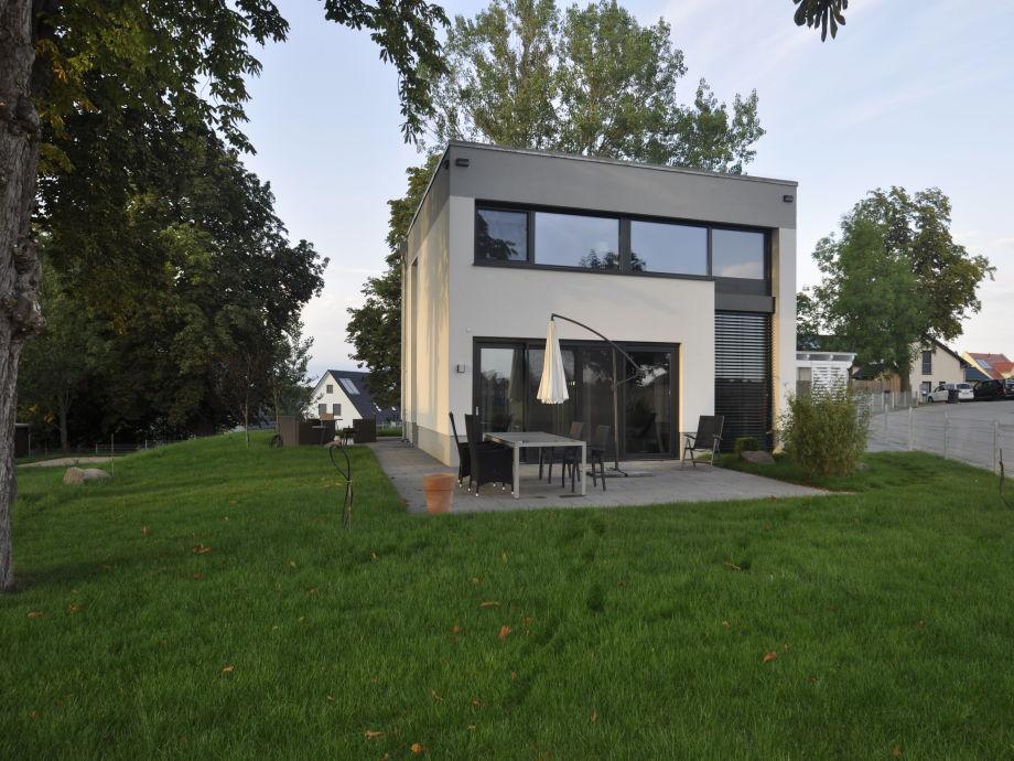 Außenaufnahme Bauhaus Fleesensee