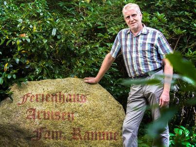 Ihr Gastgeber Hermann Ramme