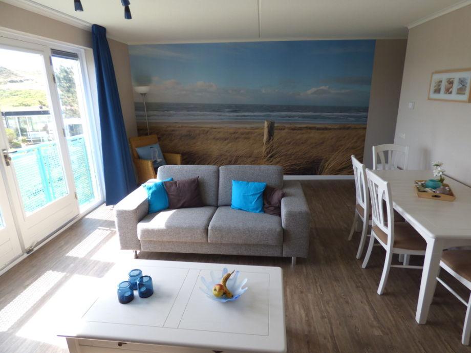 Strandfeeling im Wohnbereich