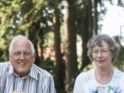Ihr Gastgeber Bea und Jan Korevaar