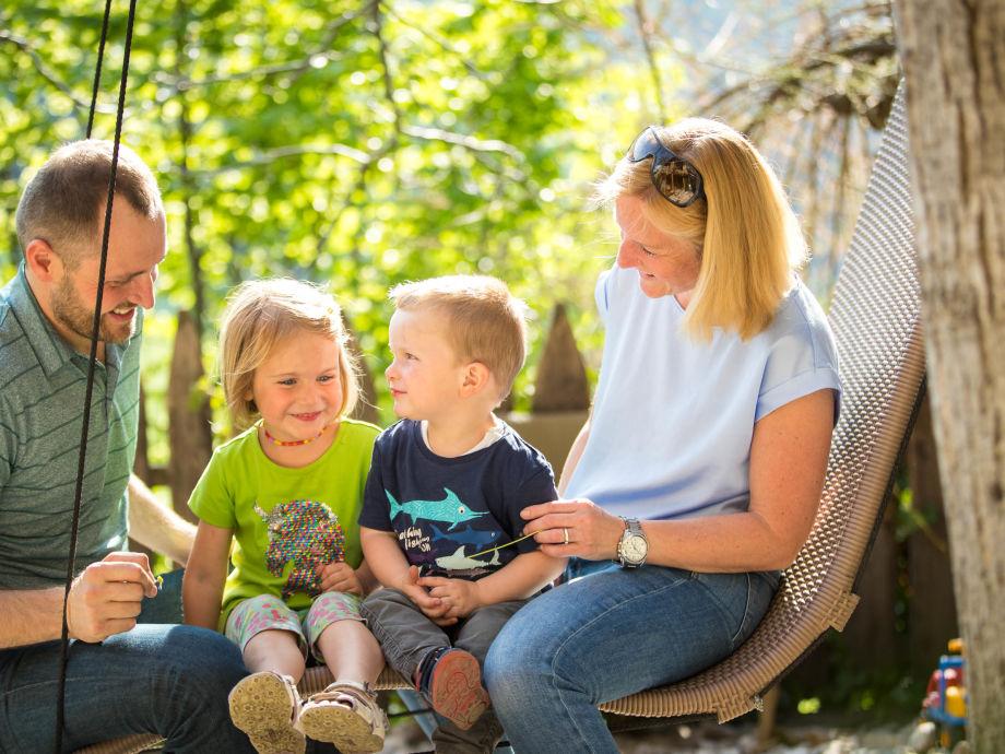Fewo Sonnenparadies = Familien Paradies