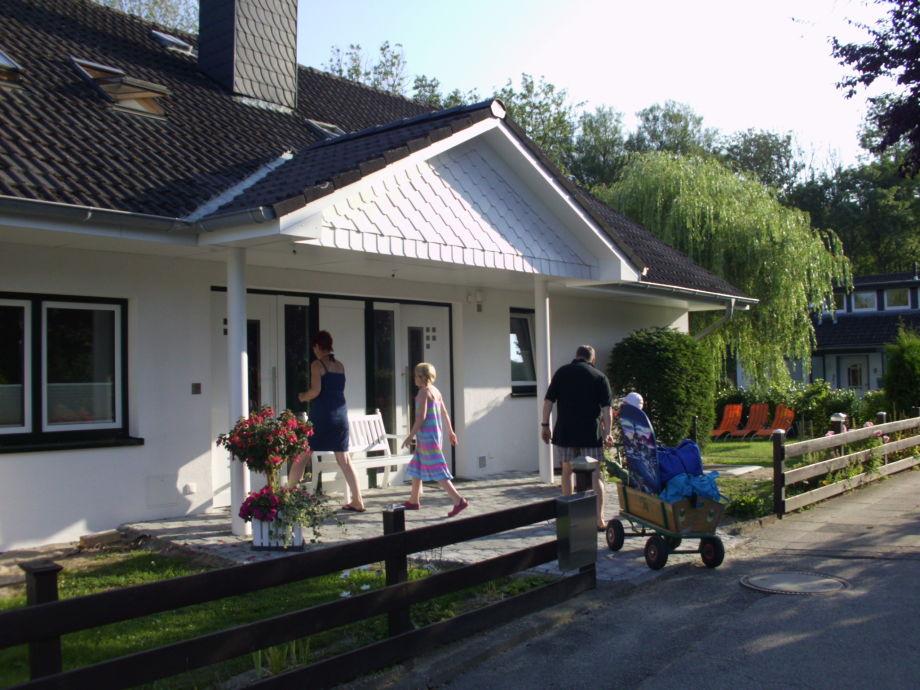 Ferienwohnung im Ostseehaus Meetz