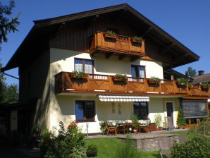Holiday apartment Appartemente Aschenwald