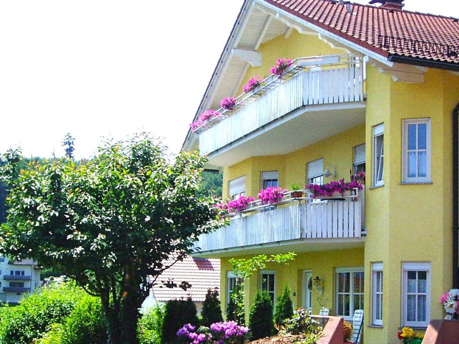 Ferienwohnung Das Gelbe Haus Odenwald Hessen Frau