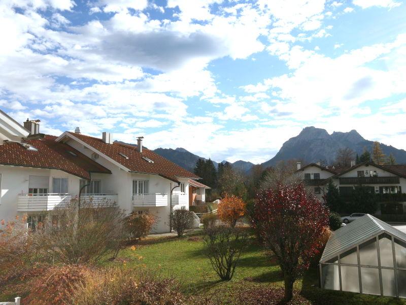 Ferienwohnung 106 - in der Anlage Neuschwansteinblick