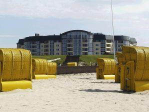 Ferienwohnung Kurpark Residenz Cuxhaven