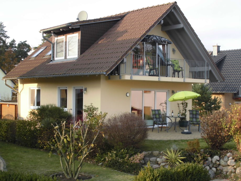 Strandhaus Müritzblick