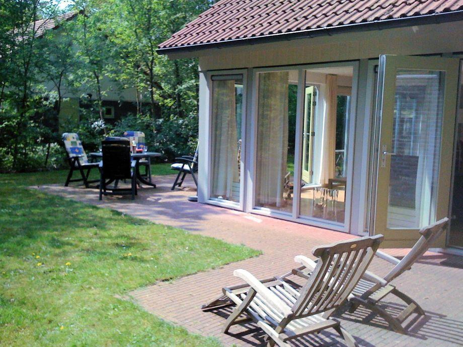 Terrasse mit sonniger Lage
