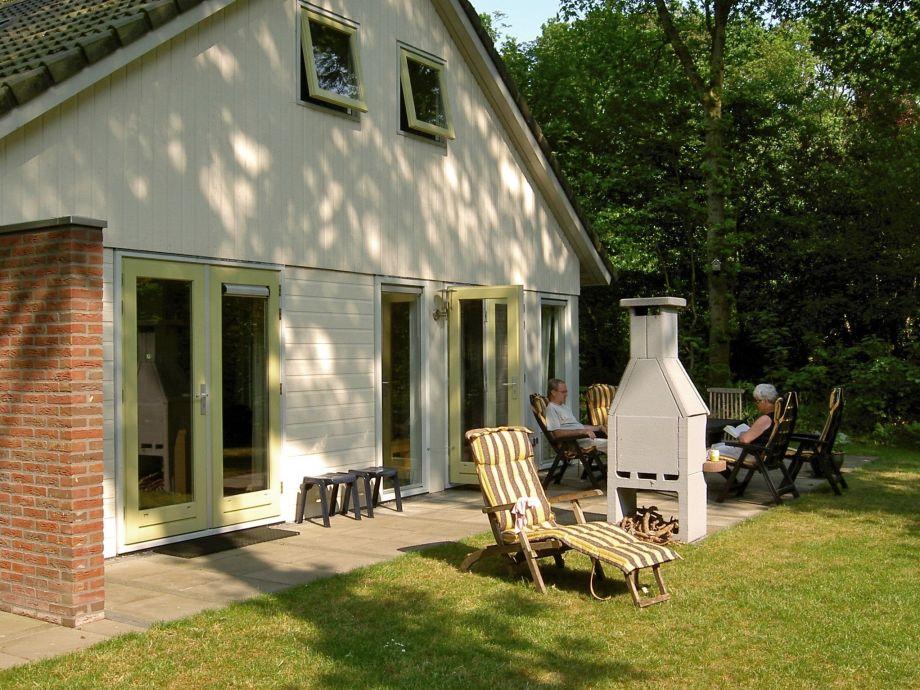 Freistehendes Ferienhaus mit Garten