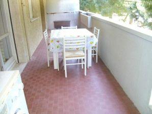 """Ferienwohnung 3-Zimmer-Terrassen-Wohnung """"Venturini"""""""