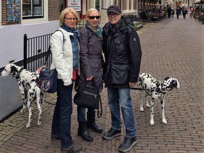 Ihr Gastgeber Heidi und Horst Kronenwett