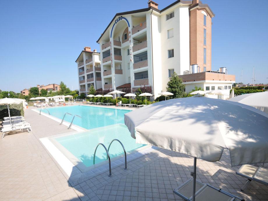 Residenz mit Pool