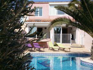 Ferienhaus Villa Rue du Baliste